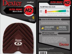 Dexter Replacement Heel