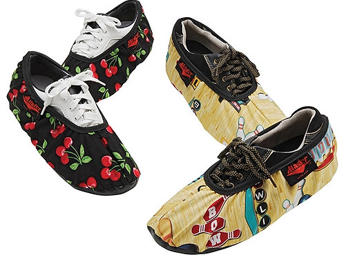 Master Ladies Printed Design Shoes Cover Pair