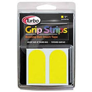 Turbo Grip Strips Insert Tape (Yellow)