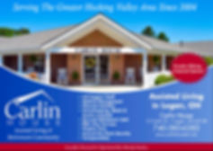 Carlin House | Logan, Ohio | Assisted Living & Retirement Community