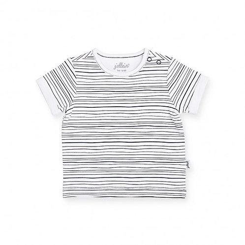 T-shirt ligné