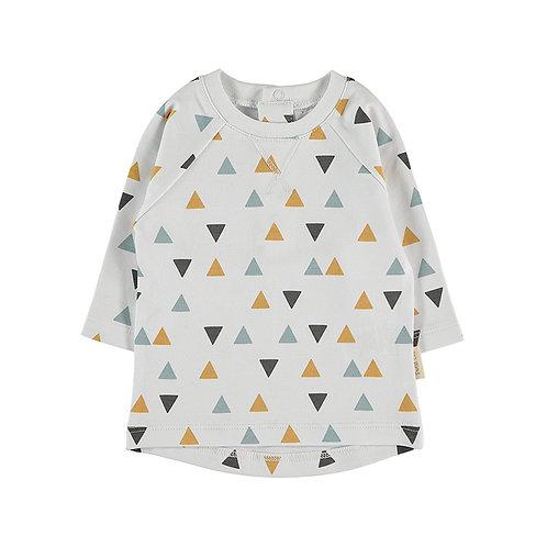 "Petit Oh! T-Shirt longues manches ""Kiwi"""