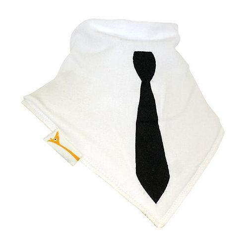 Bavoir bandana cravate