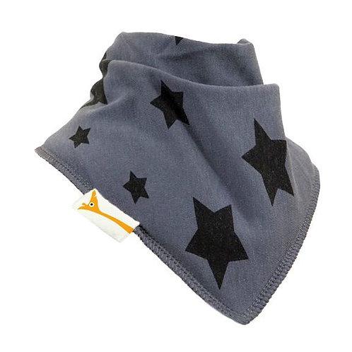 Bavoir bandana étoile