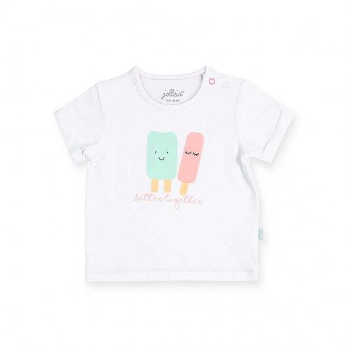 "T-shirt ""Happy Icecream"""