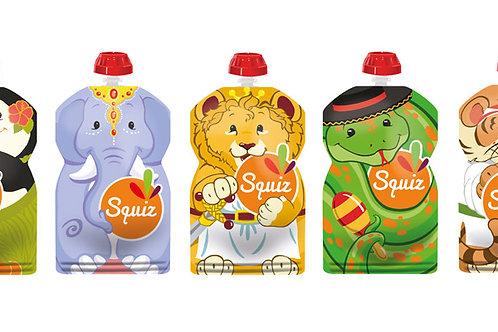 Gourde Squiz pack Carnaval 5