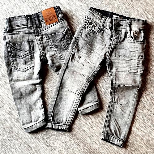 Jeans gris Kokonoko