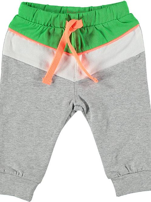 """B*E*S*S Pantalon """"Colorblock"""""""