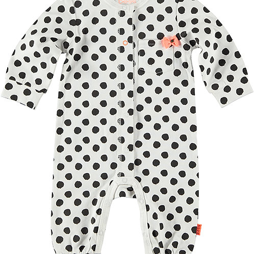 B*E*S*S Pyjama à pois sans pieds