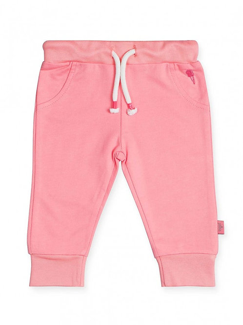 "Pantalon ""Tropical"" rose ou jaune"
