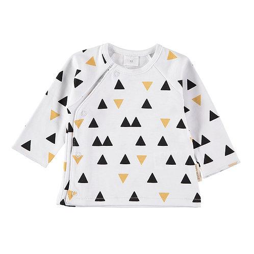 "Petit Oh! T-Shirt ""Tim""  longues manches"