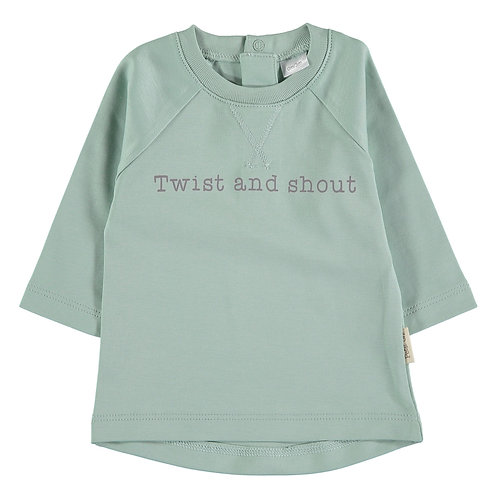 """Petit Oh! T-shirt """"Twist and shout"""""""