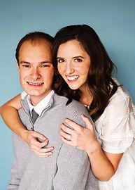 Hayden and Olivia Allred