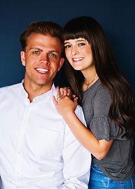 Maggie and Tanner Christensen