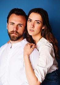 Abram and Hannah Rice