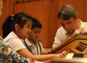 音樂無國界,永遠在人心〡管風琴演奏家及教育家Justin Berg