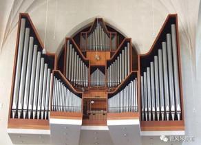 """""""看""""見風的管風琴-德國Kassel聖馬丁大教堂"""