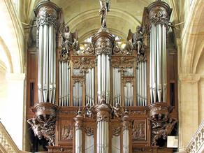 管風琴:以樹立的方式橫穿人心