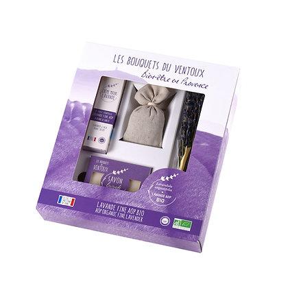Coffret cadeaux Bien-être en Provence