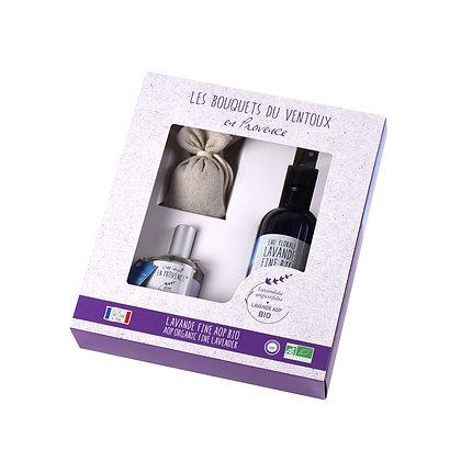 Coffret cadeaux Provence