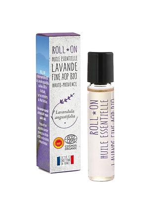 Roll-On huile essentielle lavande fine AOP BIO