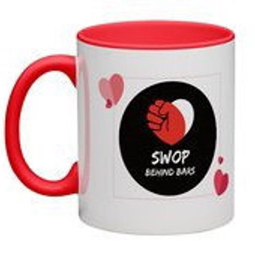 SWOP Behind Bars#SexWorkVote Coffee Mug