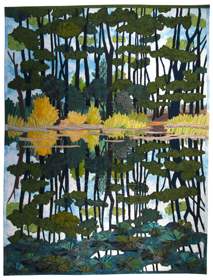 Rockery Pines, Ipswich River