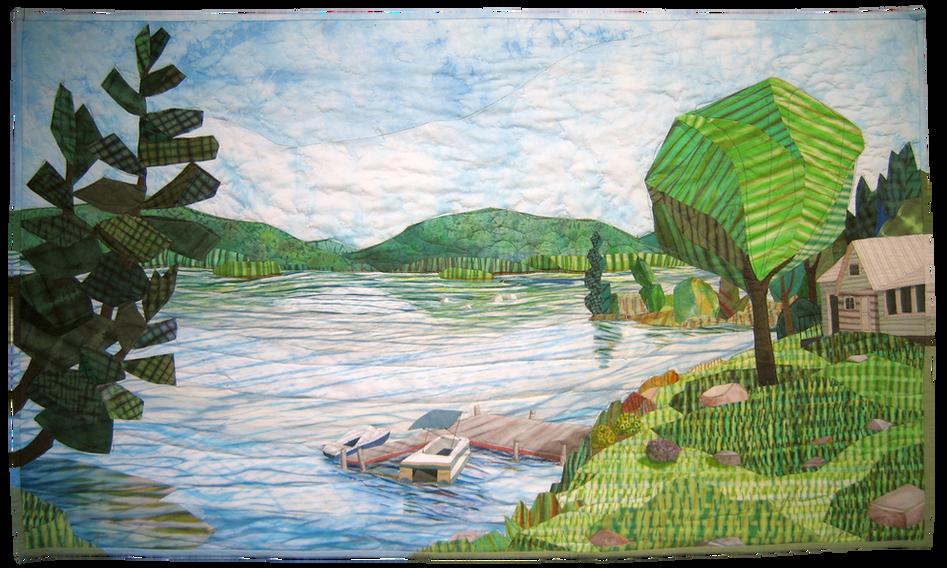 Camp Lake Pennesseewassee