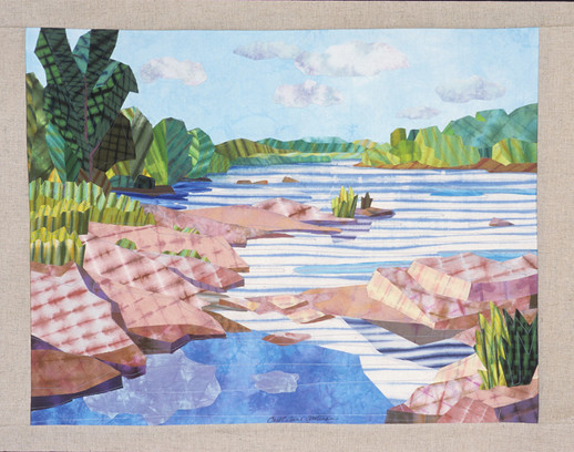 River Banks, Summertime