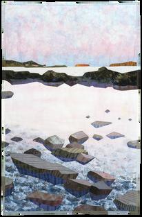 Rachel Carson Pond 8:15 p.m