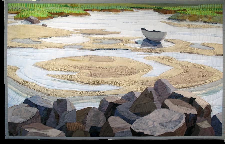 Incoming Tide, Jones River