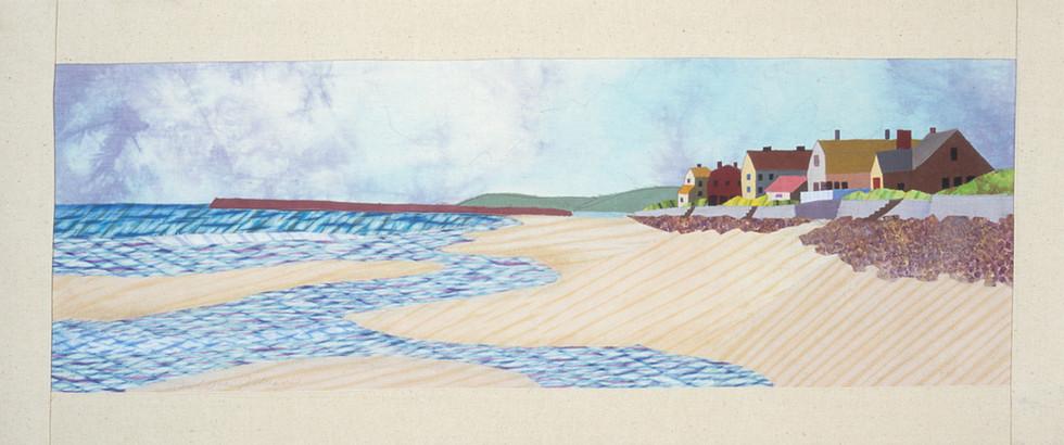 Drakes Island, Mid Tide