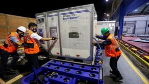 300 000 Vacunas ya llegaron al Perú