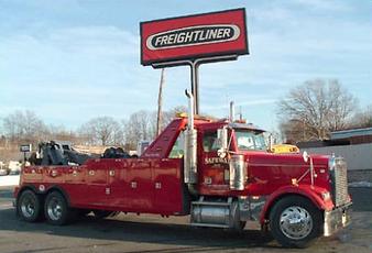 North Jersey Truck Center Service Towing Safeway