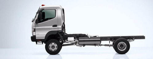 Mitsubishi canter 4x4 specifications