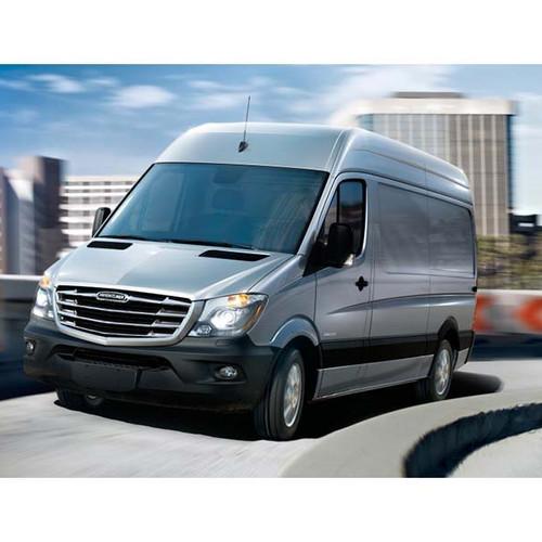 2018 Freightliner Sprinter 2500 Cargo Interior: Freightliner, Sprinter, Mitsu
