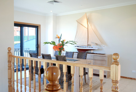 Dining room - first floor.