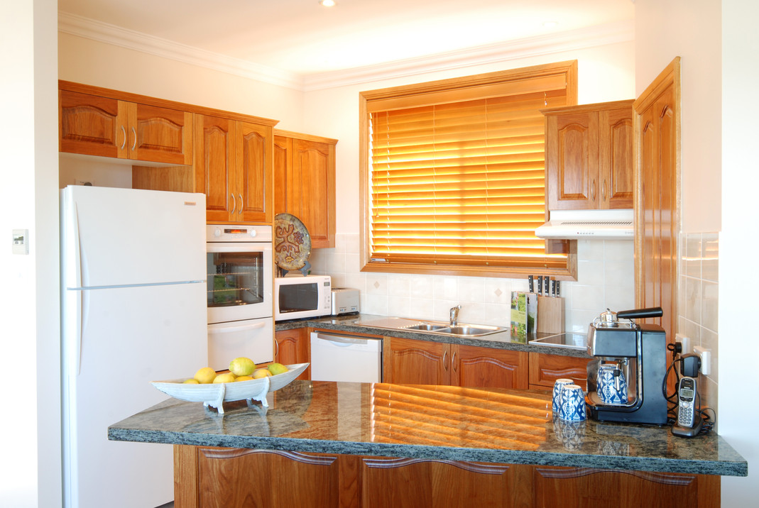 Kitchen - first floor.