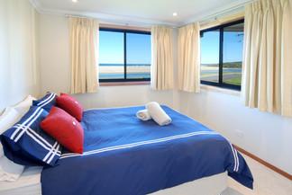 Bedroom 2 - ground floor.