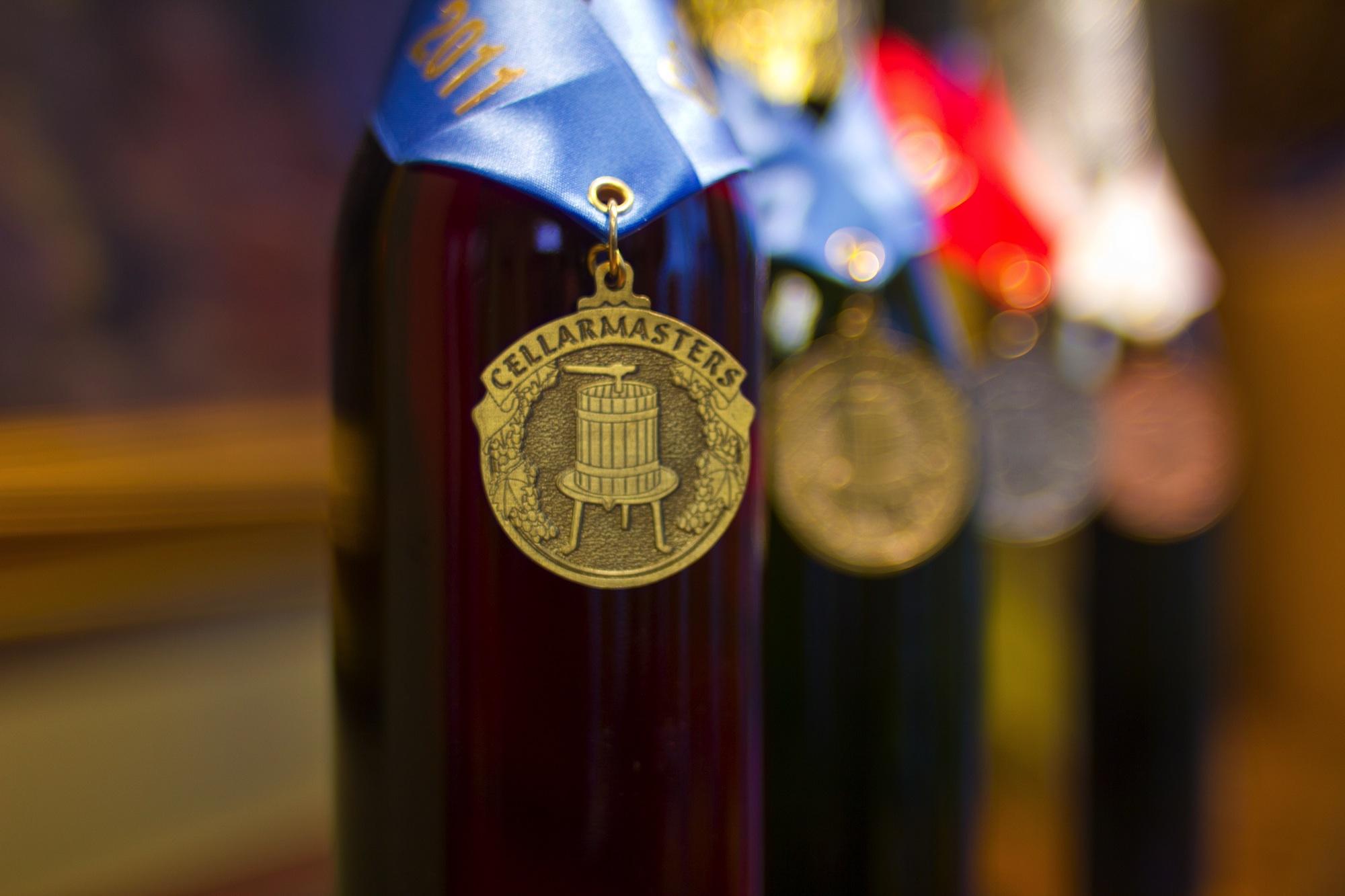 Bottles Medals 2
