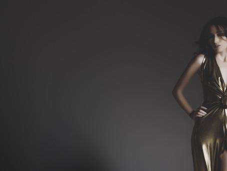 Lisa Jn Marie Dresses shot in Studio