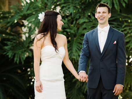 Rae + Russ: Wedding at the Bahia Resort Hotel, San Diego