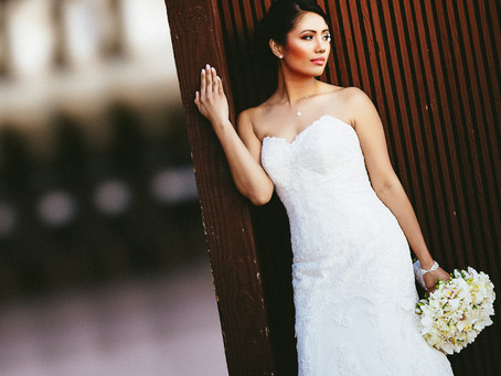 Gladys + Jayson: Wedding at Humphreys Half Moon Inn, San Diego