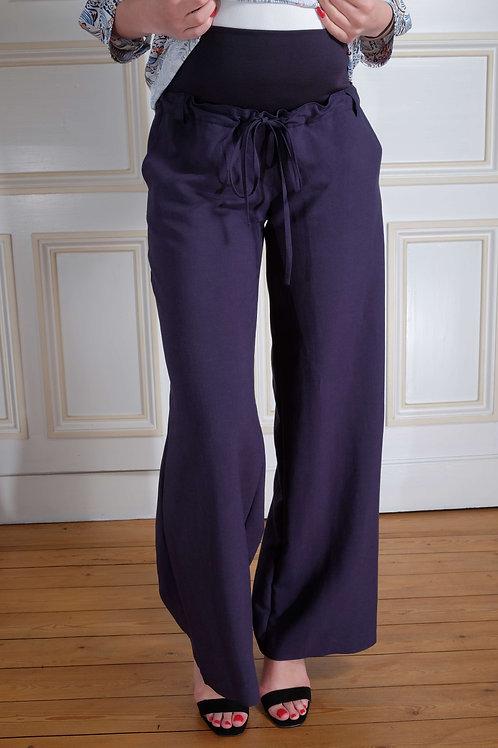 535-Pantalon large Pietro Brunelli
