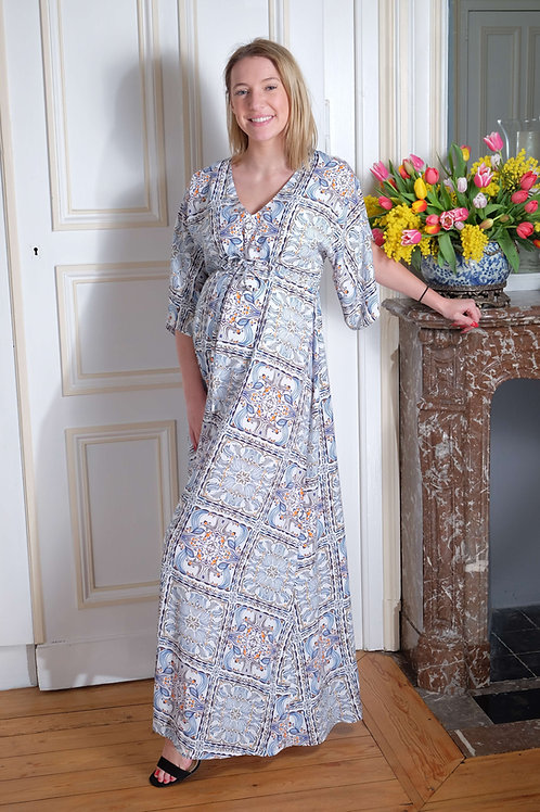 525-Robe longue Pietro Brunelli