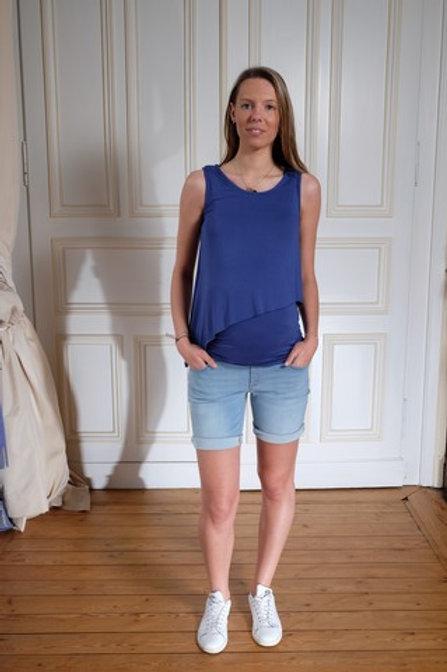392-Short jean Esprit