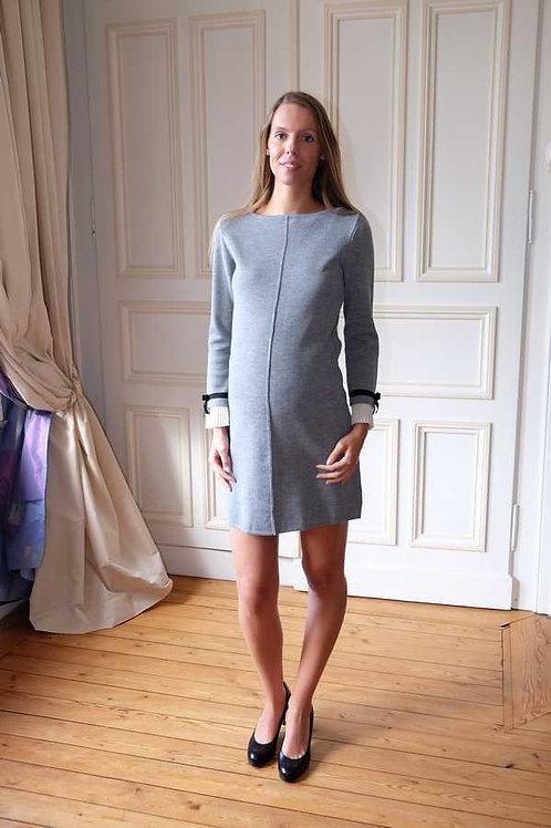 205-Robe grise Pietro Brunelli