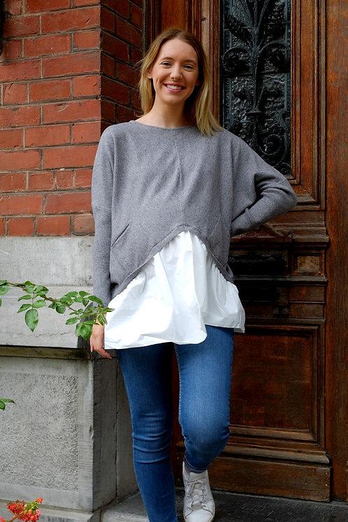 759-Pull chemise