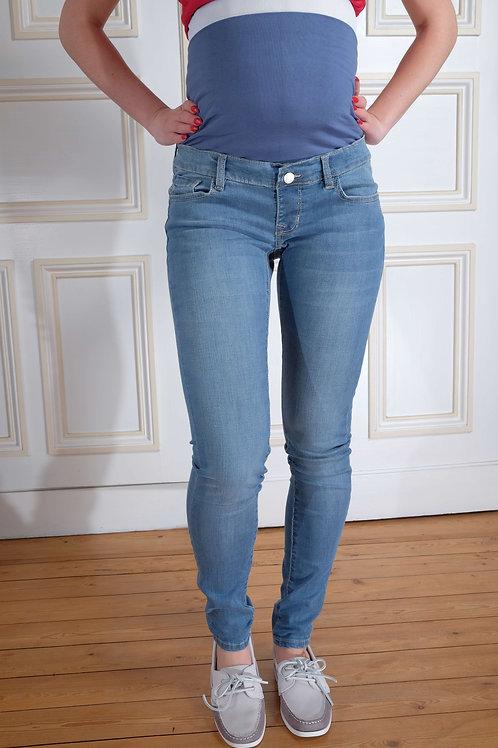 566-Jean skinny bleu Noppies