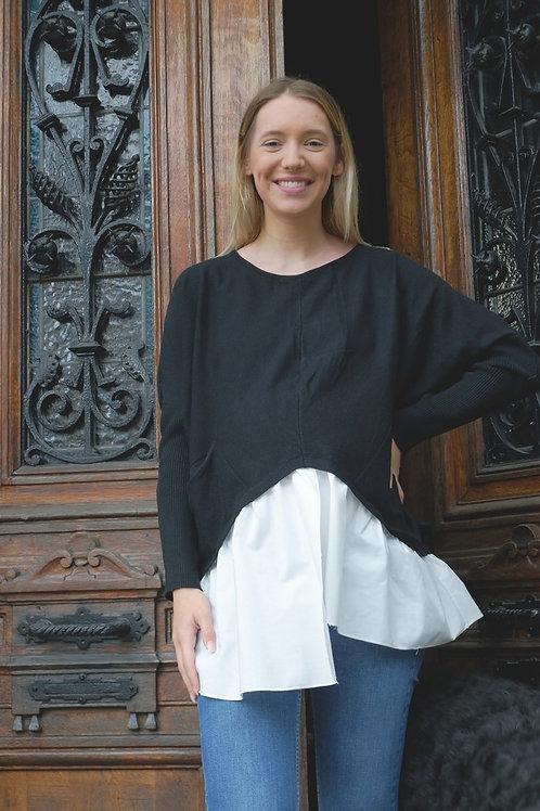 758-Pull chemise